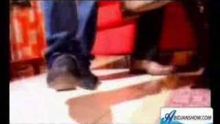 Abou Nidal de Genève ---- la chaussure qui parle