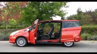 Essai Ford B-Max