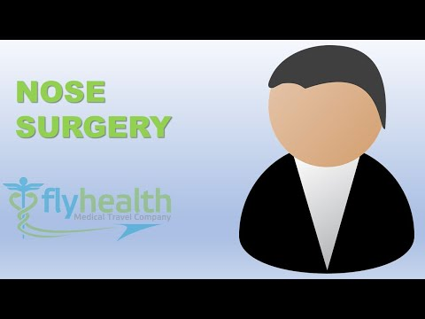 Nose Surgery Istanbul I Best service I FlyHealth