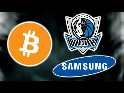 BITCOIN ADOPTION By Dallas Mavericks U0026 Samsung - Seed CX Physically Settled Bitcoin Derivative