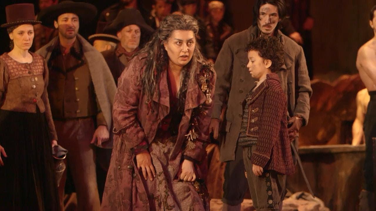 """Il Trovatore: """"Stride la vampa"""""""