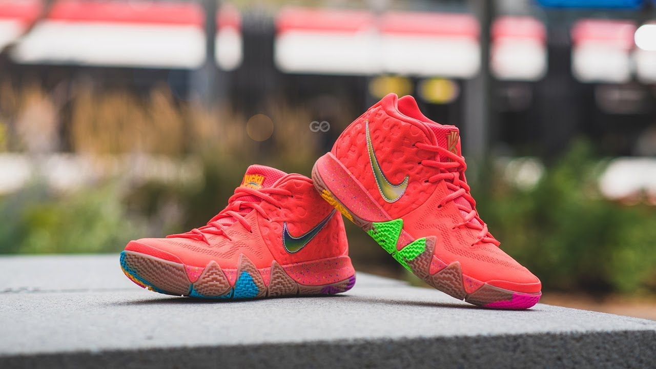 reputable site 92966 b314d Nike Kyrie 4