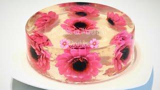 Gelatina 3D Flores 💐 Comestibles Y Encapsuladas Para NEGOCIO o Para REGALAR 👌🏻