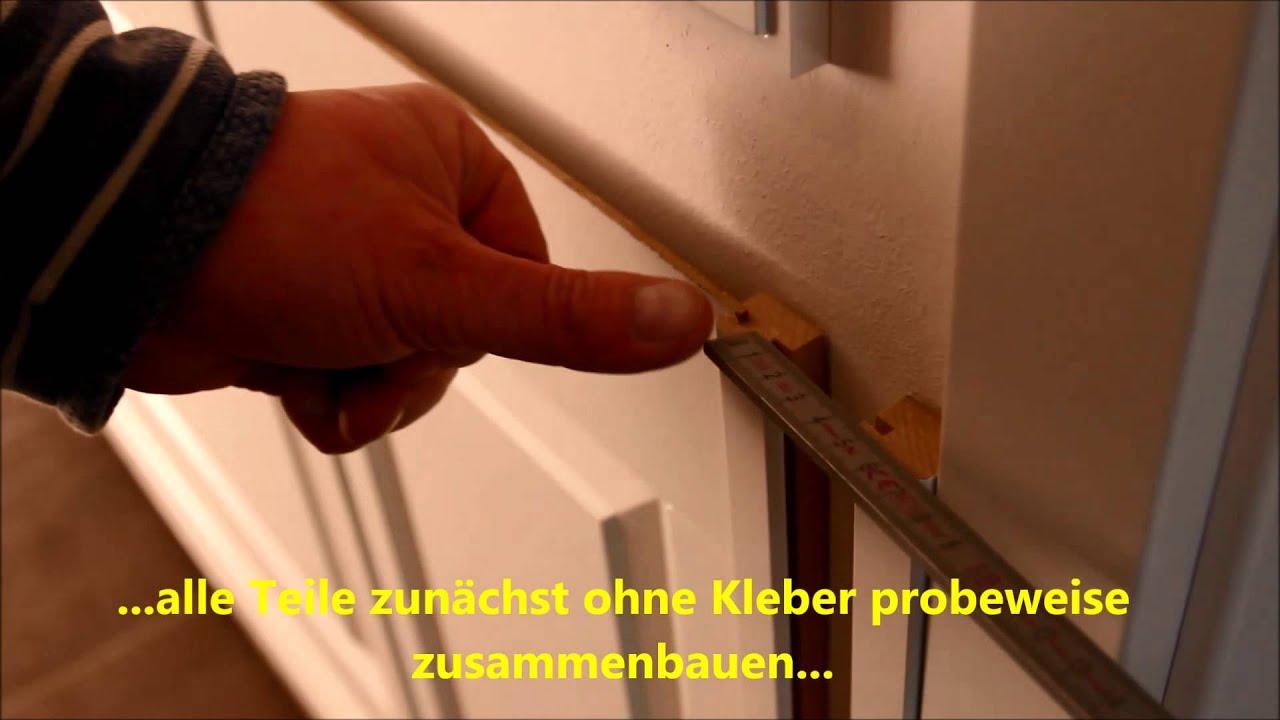 www.landhaus-wandvertaefelungen.de - youtube, Moderne