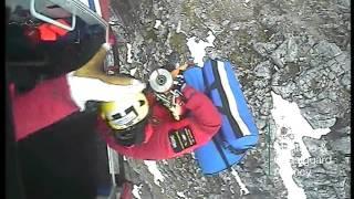 Fallen climber rescued from Ben Nevis, Scotland