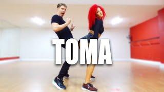Baixar TOMA - Luísa Sonza, MC Zaac I Coreógrafo Tiago Montalti