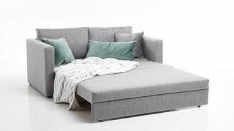 Sohva vuoteeksi