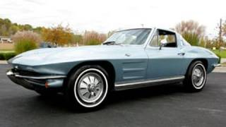 1964 Chevrolet Corvette Coupe - 327 V8 365 HP