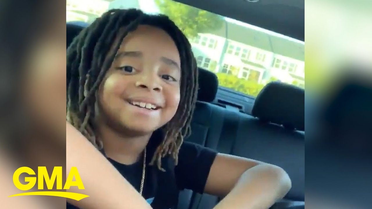 This 8-year-old's financial knowledge is mind blowing l GMA Digital