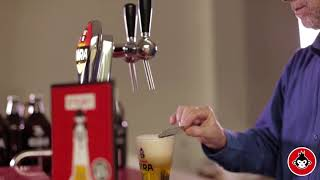 Lesson 1 : How To Pour a perfect beer