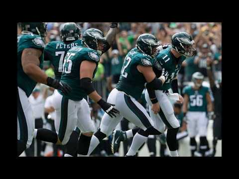 """John McMullen """"Eagles have arguably a top 10 offensive line in NFL"""""""