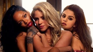 Can`t Remember To Forget You vs. Wolves - Shakira ft. Rihanna & Marshmel... video thumbnail