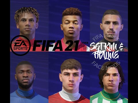 FIFA21 NEW FACES \u0026 UPDATES AND NEW STAR: Todibo, Neres, Bennacer, Tomori, Emile Smith Rowe, Lainez