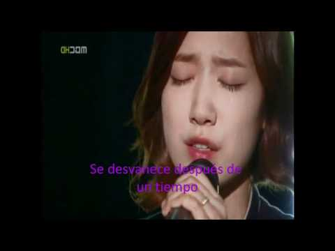 Heartstrings Ost- I will forget you by Park Shin Hye (Esp sub)