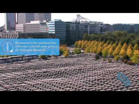 5 interesting facts about the Holocaust Memorial, Berlin