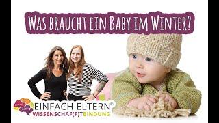 Einfach Eltern® - Was braucht ein Baby im Winter?