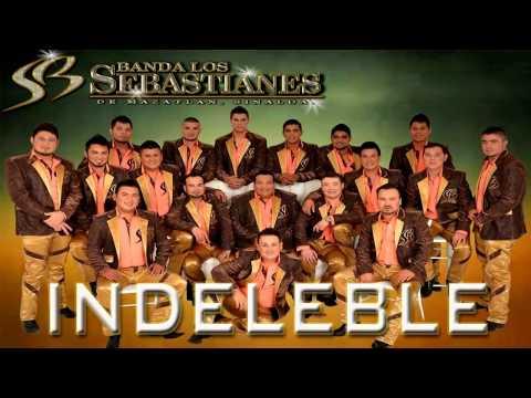"Banda Los Sebastianes - CD COMPLETO ""INDELEBLE"
