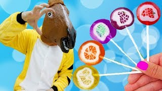 Johny Johny Yes Papa | Color Song Nursery Rhymes | Learn the color of the bread songs | 赤ちゃん童謡