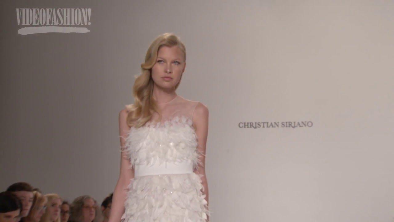 Bridal Pantsuits & Jumpsuits at Christian Siriano with Craig ...