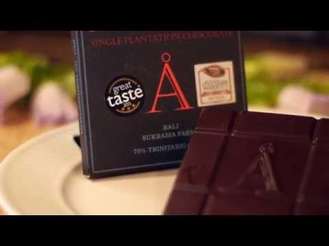 Akesson's Organic - 75% Trinitario Cocoa - Great Taste Awards 2015 Top 50