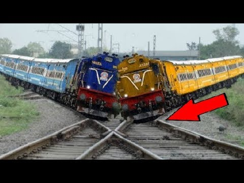 5 सबसे खतरनाक रेलवे ट्रैक ! | The MOST DANGEROUS and EXTREME RAILWAYS in  the World