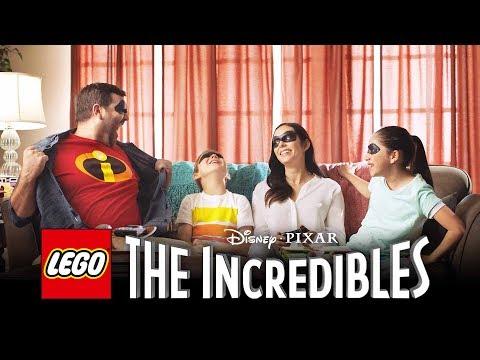 LEGO Disney•Pixar's The Incredibles Live...
