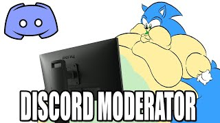 Discord Mods Be Like (Sonic)