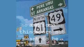 Pere Ubu - Where