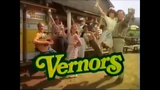 1983 Detroit Vernors Commercial: One of a Kind Soft Drink