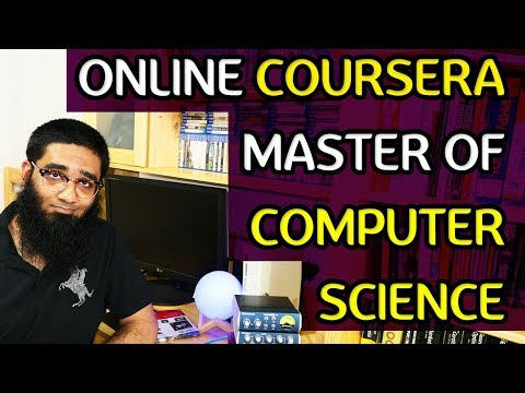 Is the Online Coursera Master of Computer Science from