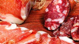Cómo se fabrica el salame de Colonia Caroya