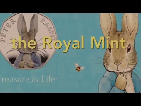 The Royal Mint - A peculiarly British shopping experience!