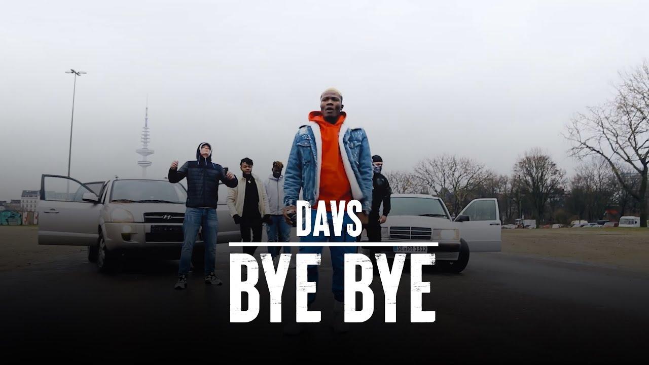 DAVS - BYE BYE | Clip officiel
