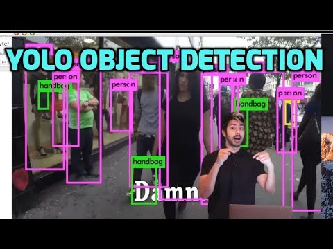 YOLO Object Detection (TensorFlow tutorial) - YouTube