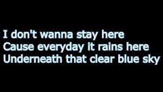 Skylar Grey - Clear Blue Sky (Lyrics)