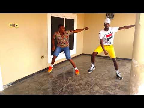 DJ Flex & Mr. Eazi - Pour Me Water Afrobeat (Remix)  Dance VideoBy Asawura Skycorn And Dollar