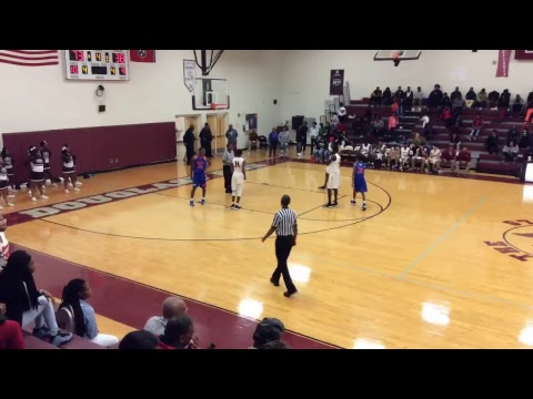 LIVE!-Frederick Douglass High School Basketball vs KIPP Memphis Collegiate High School