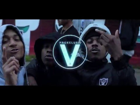 TRILL YOUNGINS ft Project Poppa & Quany-V- UNCLE RUCKUS l DIR @YOUNG_KEZ