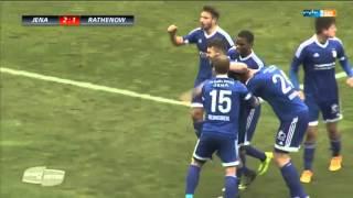 24.Spieltag RL Saison 15/16 FC Carl Zeiss Jena - FSV Optik Rathenow