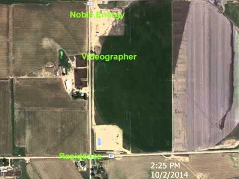Noble Energy Well, Platteville, CO