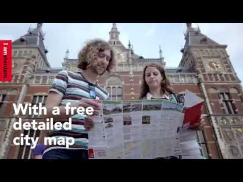 Find out more about I amsterdam
