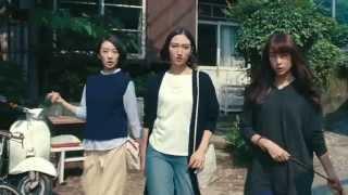 出演者:山本美月 香椎由宇 波瑠 篇 名:「三姉妹お出かけ」篇 15s 商品...