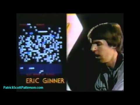 Ben Gold VS Eric Ginner - Millipede World Championship (1983)