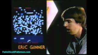 Ben Gold VS Eric Ginner - Millipede World Championship (1983)