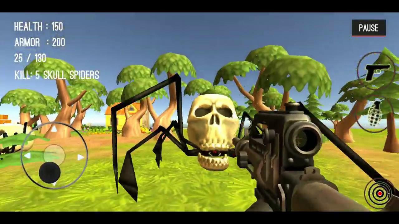 ► Spider Hunter Amazing City 3D #6