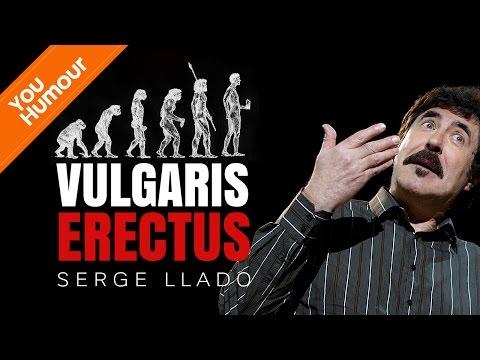 SERGE LLADO - Vulgaris Erectus