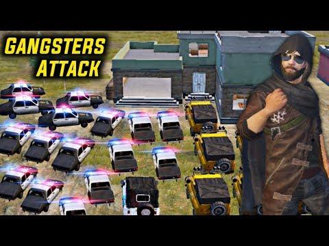 Kala The Gangster Vs Zaherila Don | Gangsters Attack | Pubg Movie | Pubg Short Film