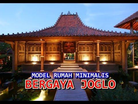 Kumpulan Gambar Rumah Minimalis Gaya Joglo Modern Youtube