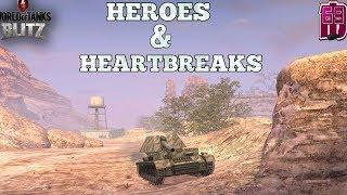 Wot blitz Heroes Heartbreaks