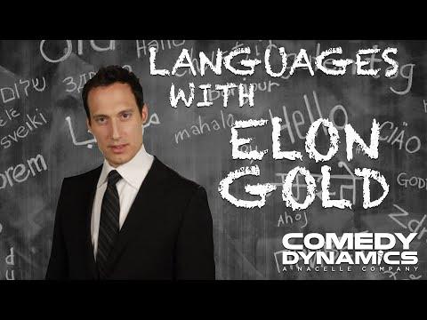 Elon Gold: Chosen And Taken - Languages